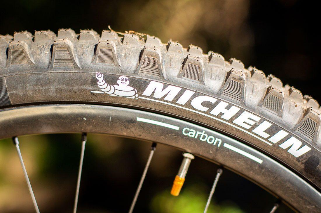Michelin wild enduro
