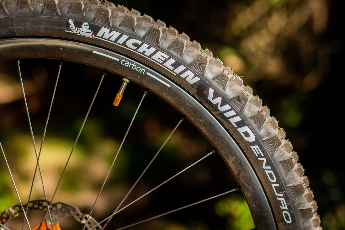 Michelin wild enduro
