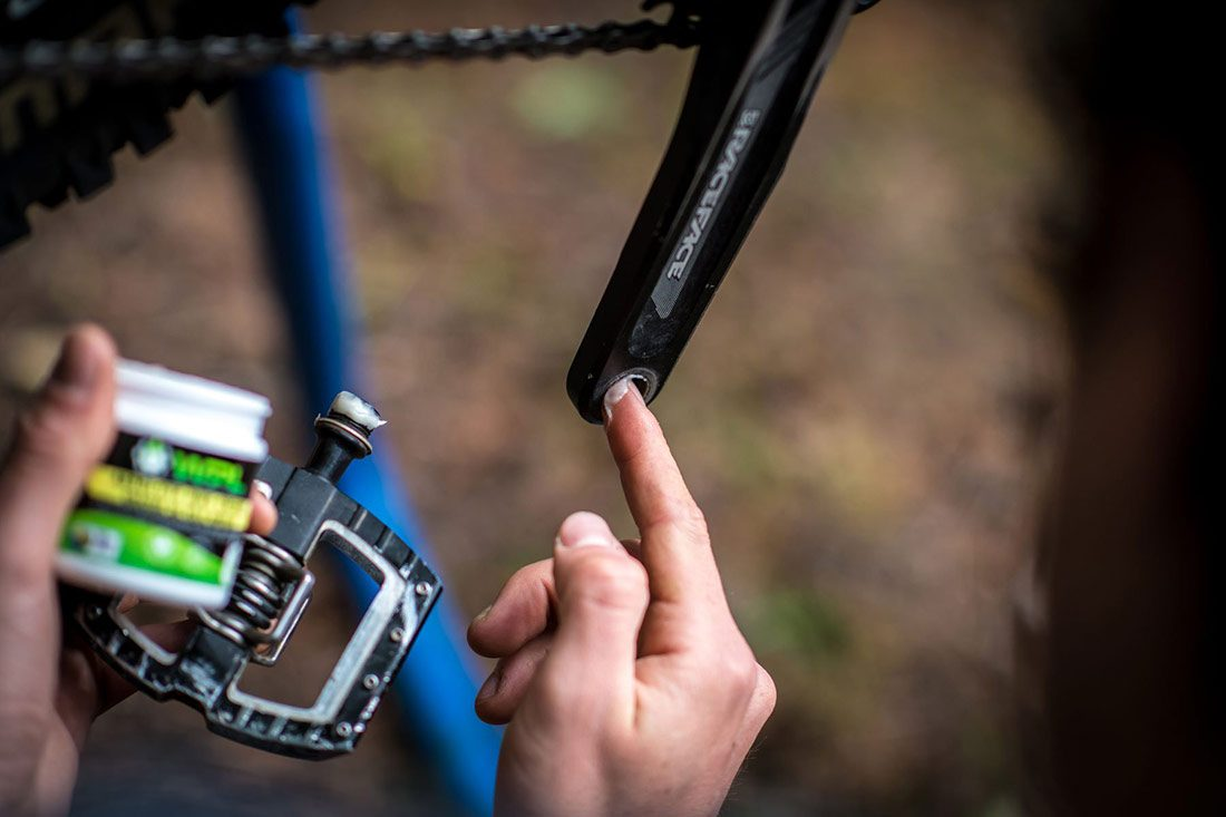 WPL bike lubes