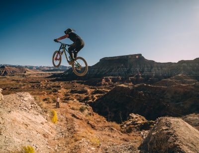 The First Step Toward a Women's Red Bull Rampage