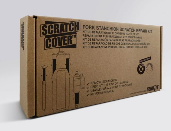 FIRST LOOK – SENDHIT Stanchion Scratch Repair