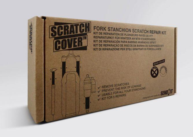 FIRST LOOK – SENDHIT Stanchion Scratch Repair