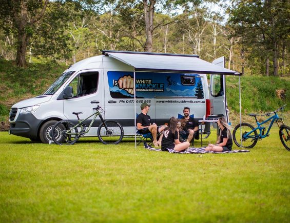 White Knuckle MTB – INTERVIEW