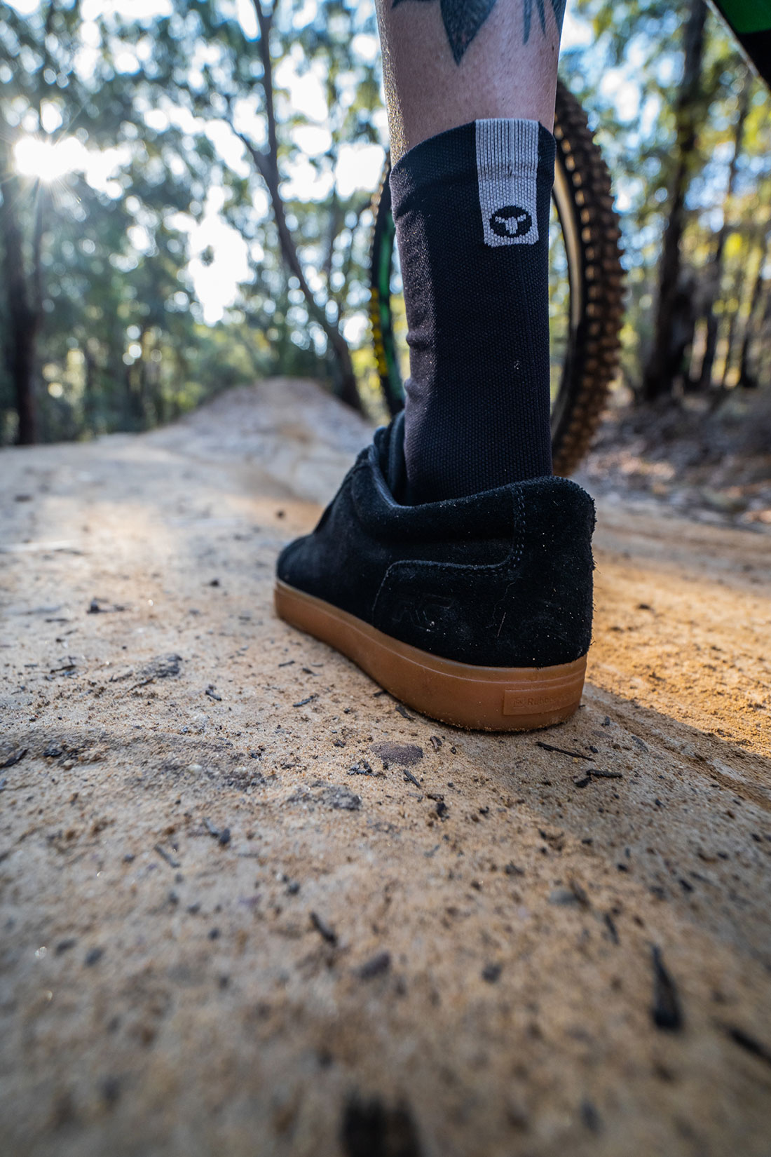 ride concepts vice shoe review