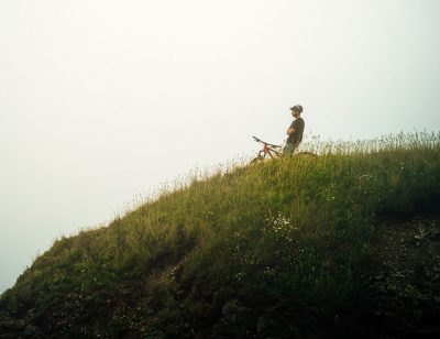 The Art of Ageing Gracefully on a Mountain Bike.