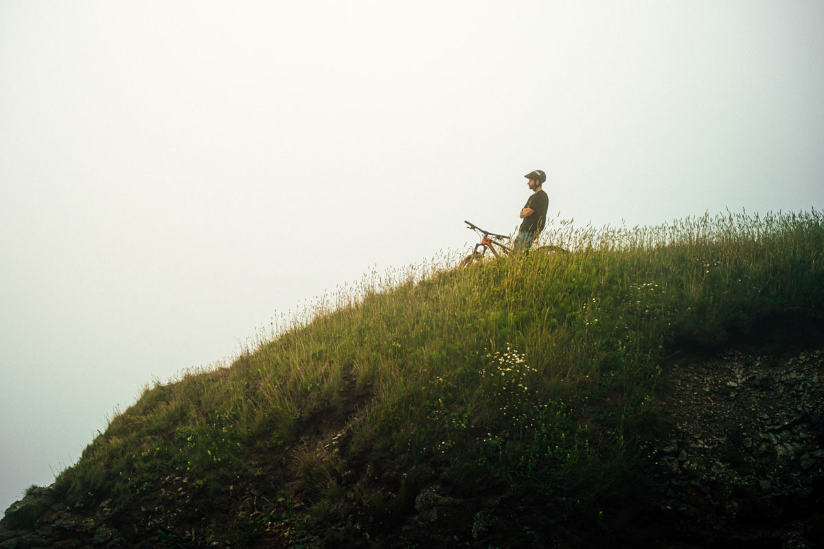 growing old gracefully on a mtb