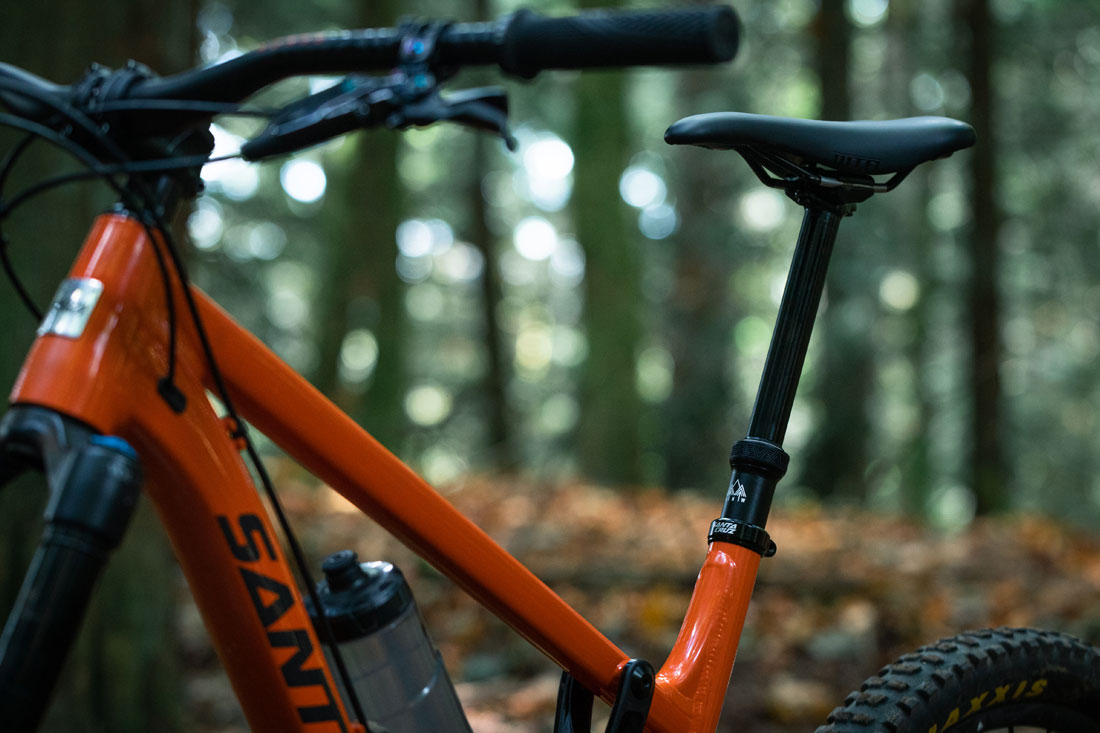 FIRST LOOK – PNW Loam Dropper Post
