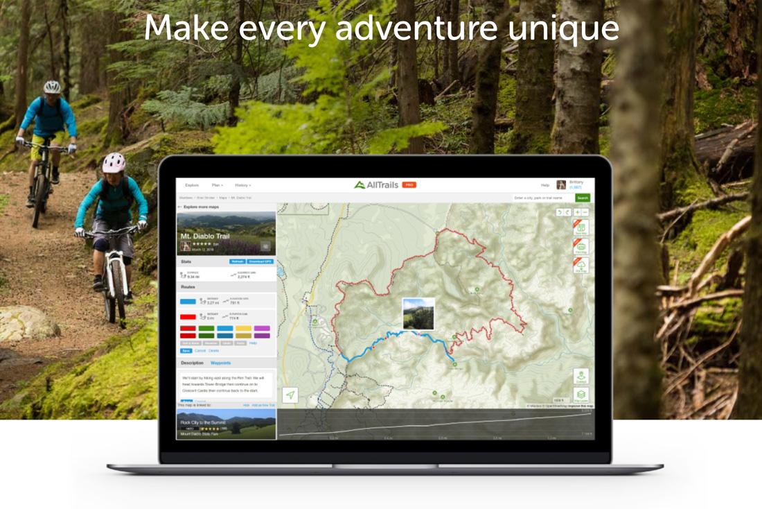 all trails navigation app