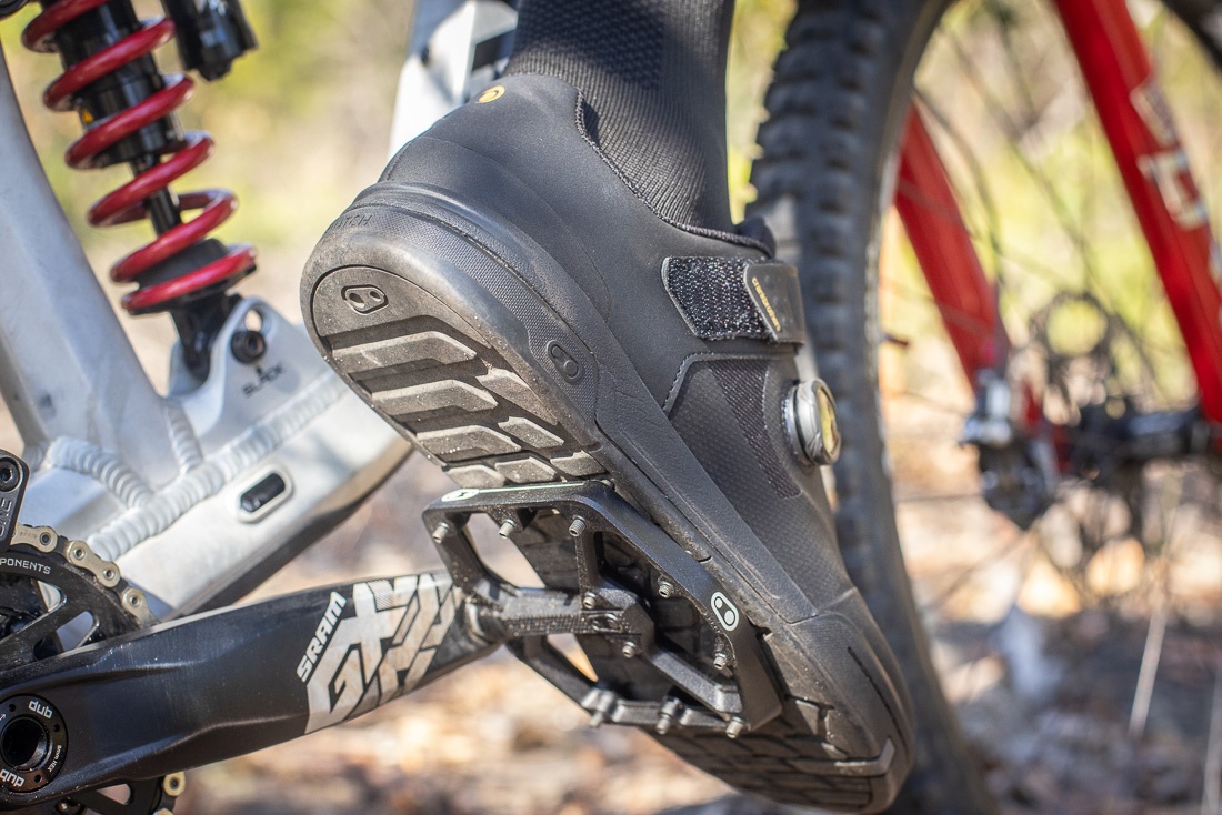 crankbrothers stamp shoes
