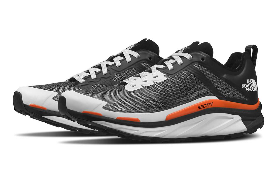 TNF vectiv infinite running shoe
