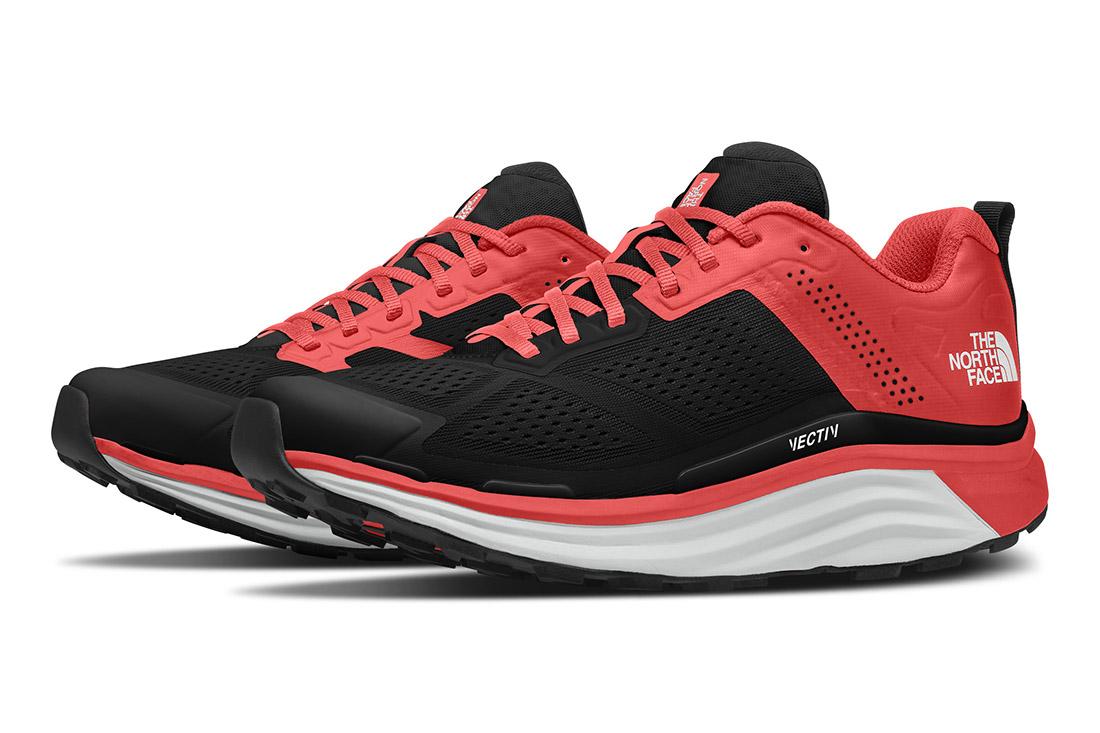 TNF vectiv enduris running shoe