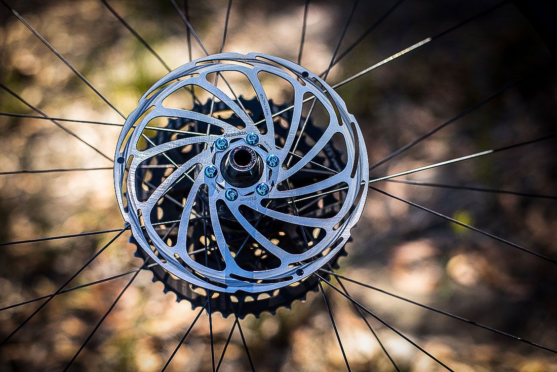 cleanskin mtb rotors