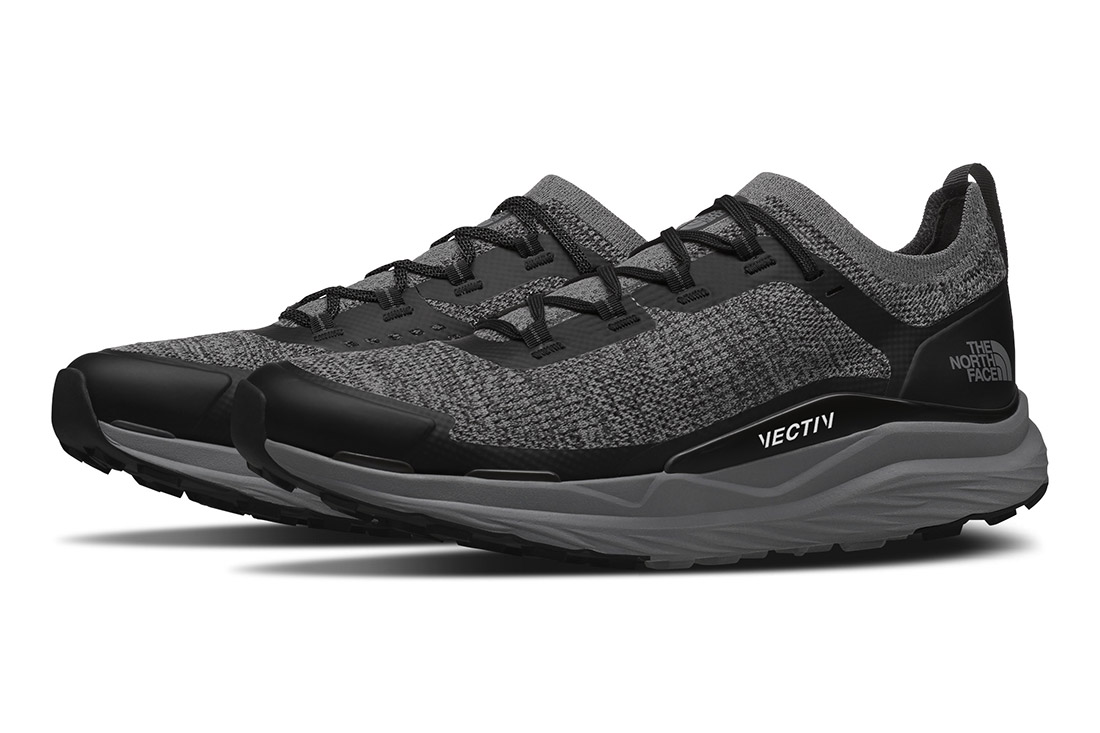 TNF vectiv escape running shoe
