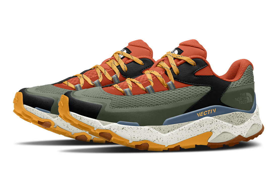 TNF vectiv taraval running shoe