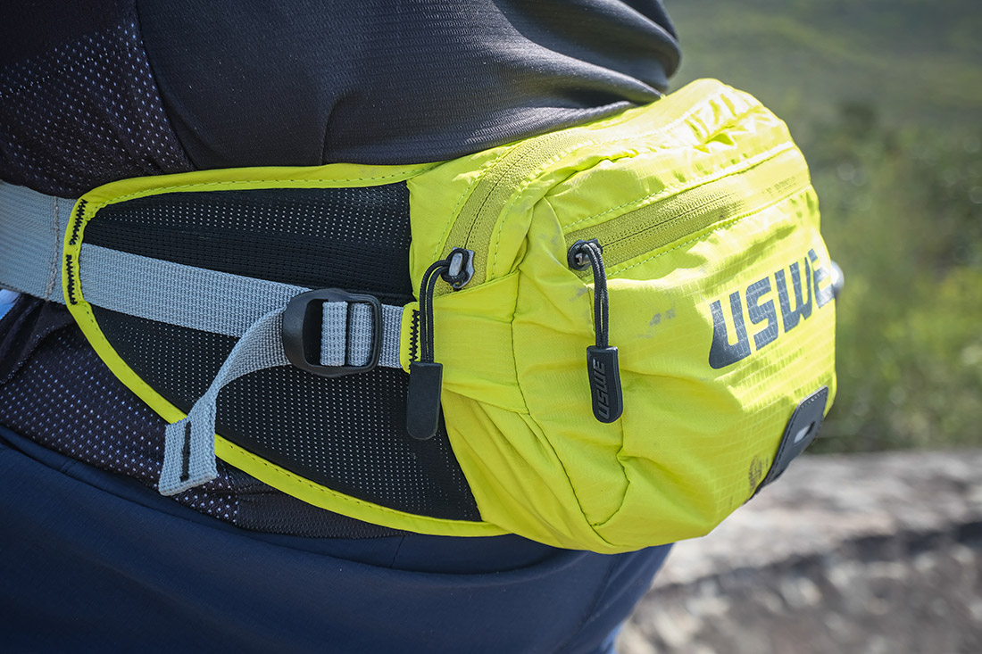 USWE zulo 2 hip pack review