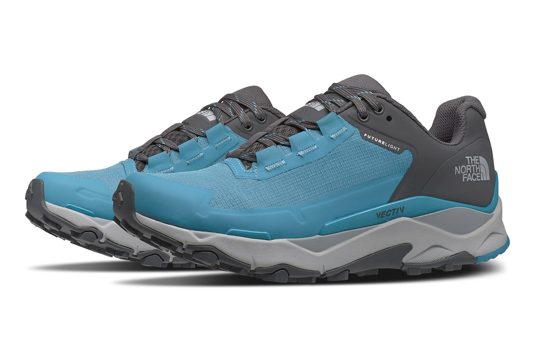 TNF vectiv exploris shoe