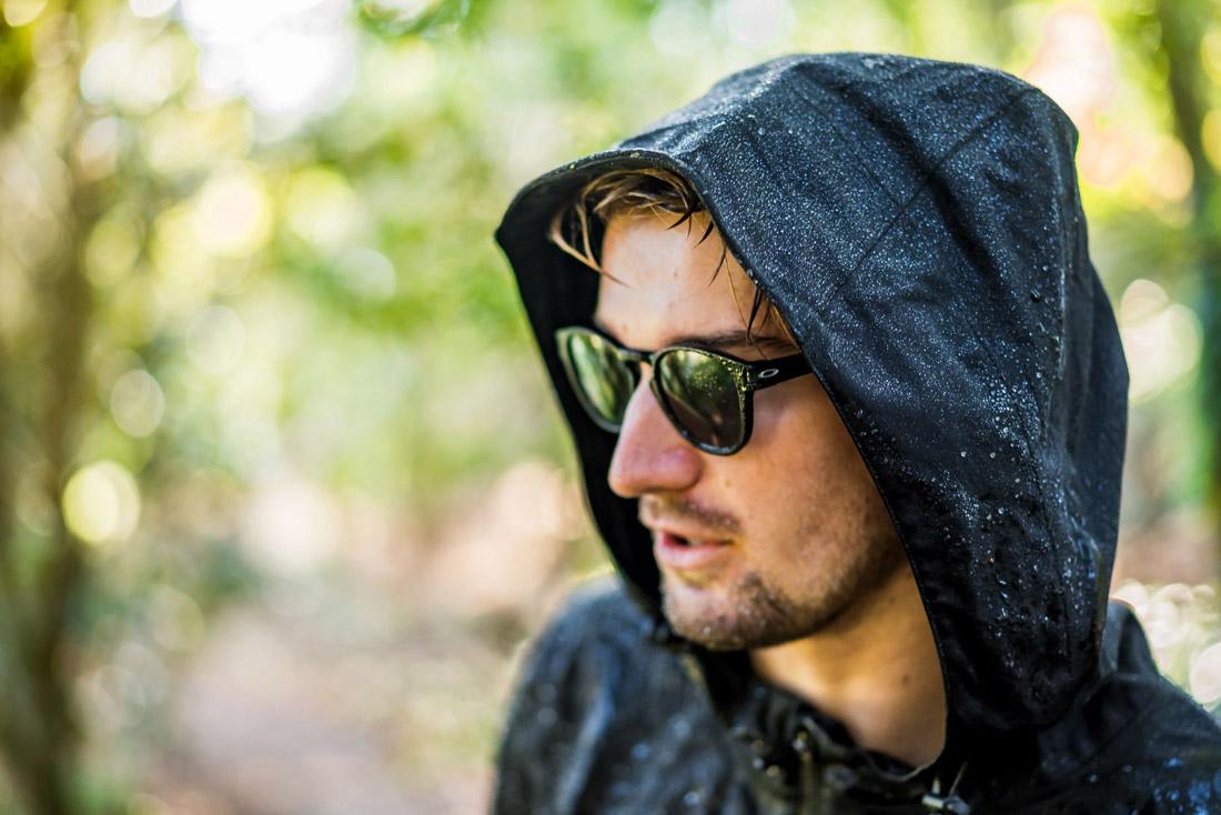 dharco rain jacket