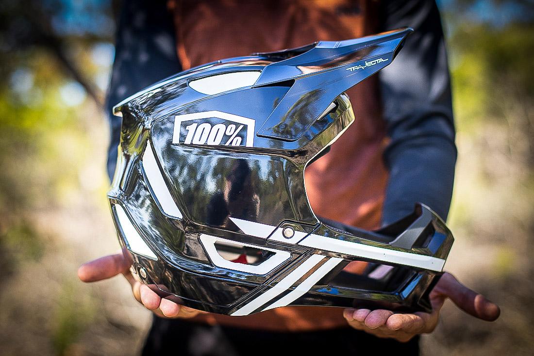 100 Percent trajecta helmet