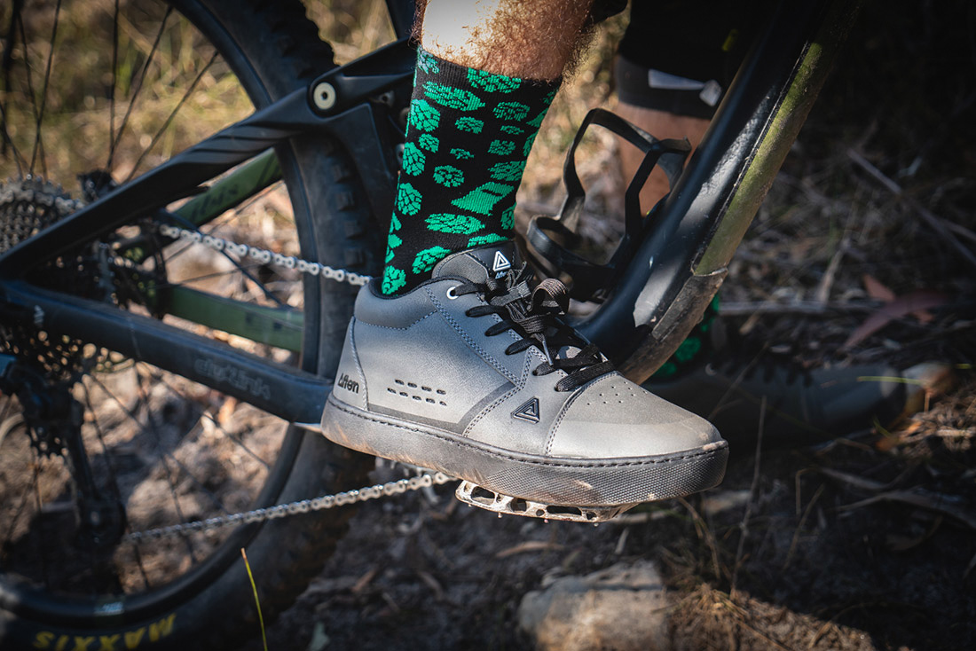 afton cooper flat pedal shoe review